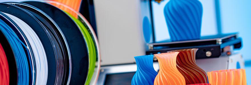 Acheter du filament pour imprimantes 3D