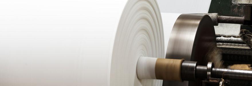 Enduction papier